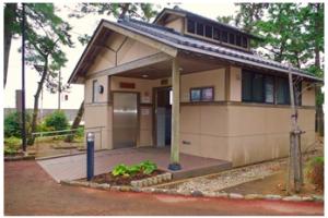 花の窟神社トイレ